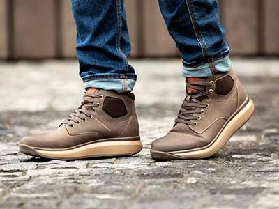 Joya Schuhe werden auch empfohlen vom Forum Gesunder Rücken