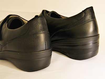 Schuhänderung Schuhzurichtung